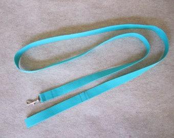 6ft Teal Dog Leash