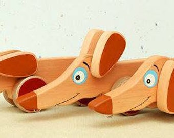 WOODEN TOY, ORGANIC
