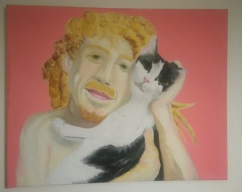 Have a portrait with your pet!