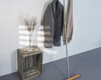 Franz Leaning Wardrobe
