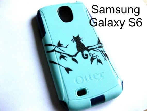 samsung galaxy s6 case cat