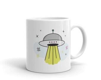 Alien Encounter Mug