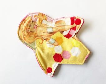 Lucy and Mabs Reusable Thong Pantyliner