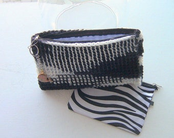 Gift For Her, Purse, Cosmetic Bag, Makeup Bag, Clutch, Mini Purse, Travel Pouch, Mini Purse, Accessory Bag, Travel Bag