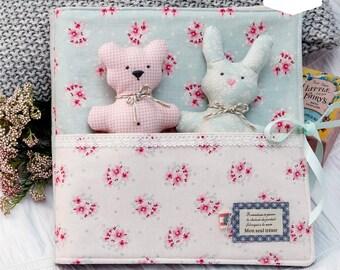 Baby Storybook / Quiet Book / Soft Book & Dolls PDF Pattern