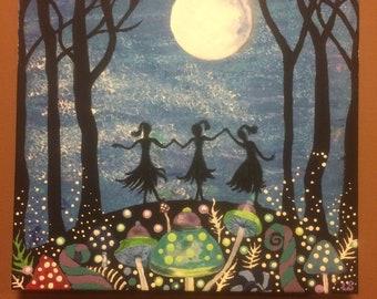 The Dancing Fairies