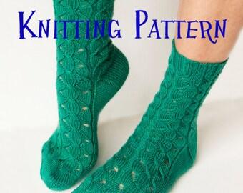Knitting Socks Tutorial : Free tutorial reversible sock knitting project bag u very shannon
