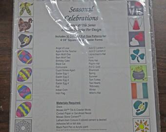 Patterns - Seasonal Celebrations Pattern Set - Coaster and Tile Series
