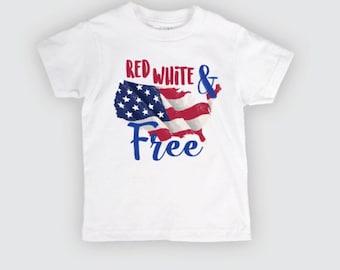 Red White & Free