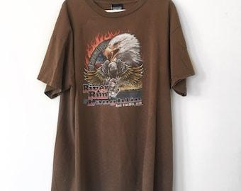 Vintage eagle tshirt