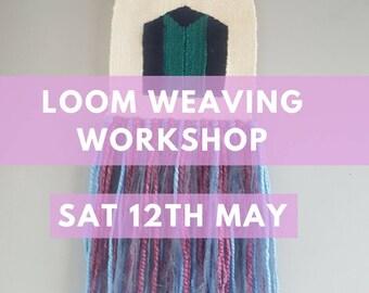WORKSHOP TICKET - Modern Weave 3 Hour Beginners Workshop