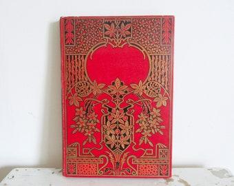 Antique french book, 1900s, Before 1900, Une française chez les sauvages, France, Livre ancien