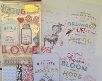 Adventure - Set A, Project Life Kit, Mail Kit, Project Life Journaling Cards, Stationary, Pen Pal
