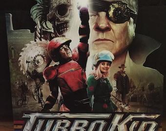 Turbo Kid Standup