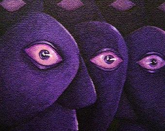 Them (purple)
