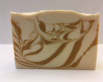 Goat Milk Soap | Ocean water Soap | Handcrafted Soap | Cold process Soap |  Creamy lather soap | Energy citrus scent | Skin Loving Soap