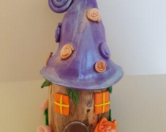 Merlin Fairy House