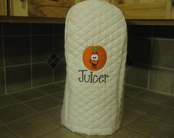 Juicer Appliance Cover, Choose Color,  Will Make to Fit Your Juicer