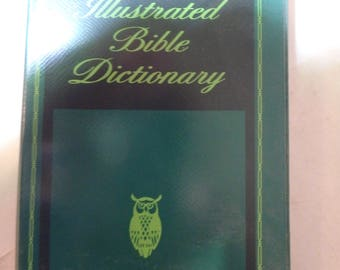 1978 Nelson's new compact illustrated bible dictionary