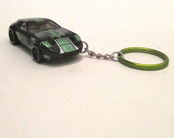 Ford Shelby GR-1 keychain, Concept Sports Car, V10 engine,llavero Keychain, Mens or Womens keychain, Mens or Womens gift