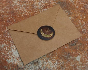 Envelopes and Stickers (set of 12)