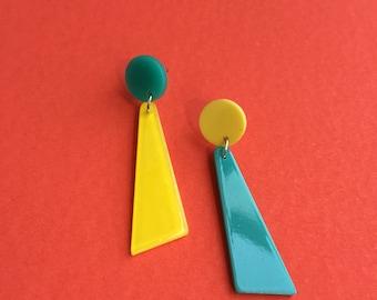 Postmodern Party Earrings