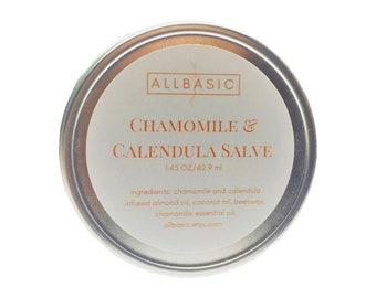 Chamomile & Calendula Salve, 1.45 oz