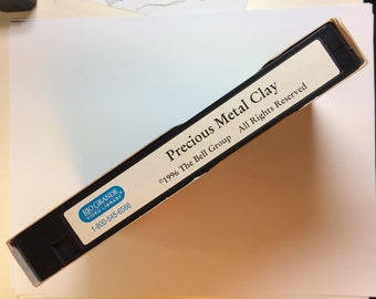 Precious Metal Clay - Rio Grande Video Library, VHS
