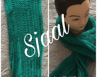 SAMPLE SALE!! Crochet scarf