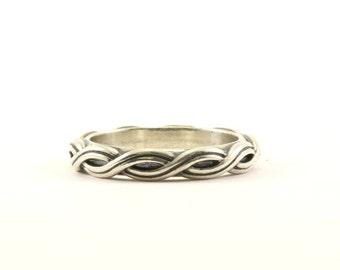 Authentic Pandora Changing Seasons Twist Ring 925 Sterling RG 1044-E
