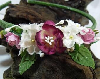 Dainty Floral Headband