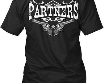 Partners In Crime Hanes Tagless Tee Tshirt