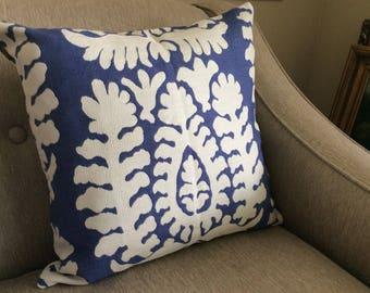 Luxury Italian  pillow  - decorative pillow - luxury pillow - designer pillow - case