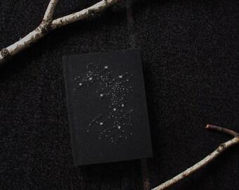 Embroidered Stars Sketchbook