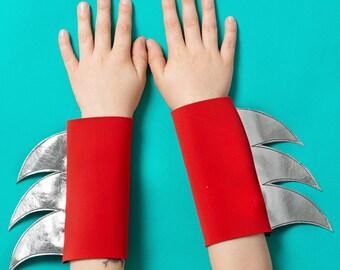 superhero cuffs SHINY