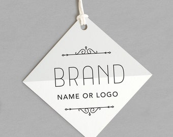 Custom brand tag, Branding Label, Custom Brand Label, Product Label, custom swing tag, hang Tag custom clothing label, custom product labels