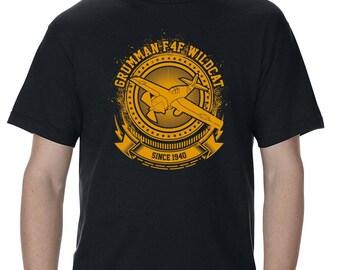 F4F Wildcat Men's T-Shirt