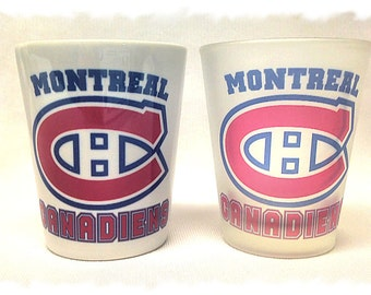 Montreal Canadiens Shot Glass