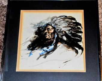 Mike Larsen Original Acrylic Painting  ***SALE***