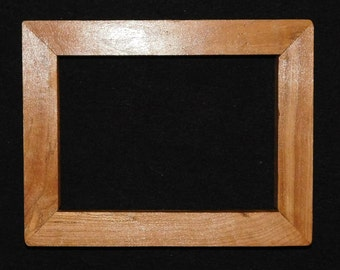 5x7 Narrow Cherrywood frame (#5357)