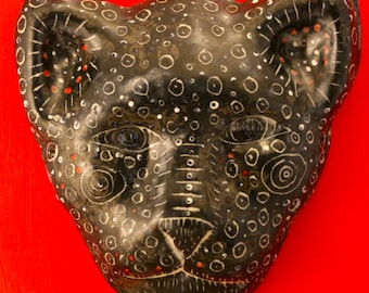 My Black Cat Mask