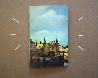 Vermeer Pocket Notebook