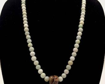 Jade Beaded Necklaces