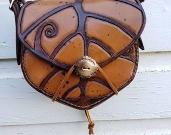 SALE!! Woodland Leaf Bag (Slight Imperfection)