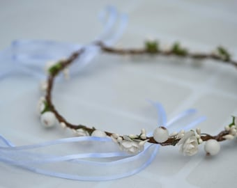 Flower Crown frosted for a nice Christmas gift