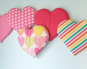 Quilt Theme Heart Flow
