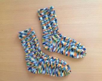 Socks size handknitted 26/27