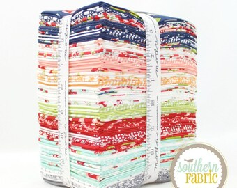 "The Good Life - Fat Quarter  Bundle - 40 - 18""x21"" Cuts - Bonnie and Camille - Moda Quilt Fabric"