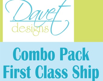 Combo Pack: 50 Waterproof Kid's Sippy Cup & small Paci size Labels with first class shipping