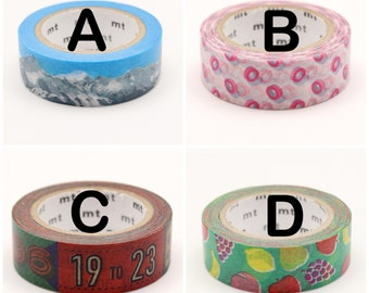MT Masking Tape Online Limited Edition